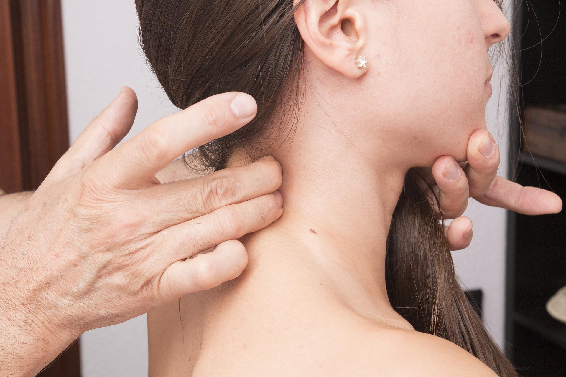 neck massge